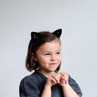MIMI & LULA Wizard Cat Ears BLACK