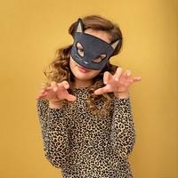 MIMI & LULA  Cat mask BLACK