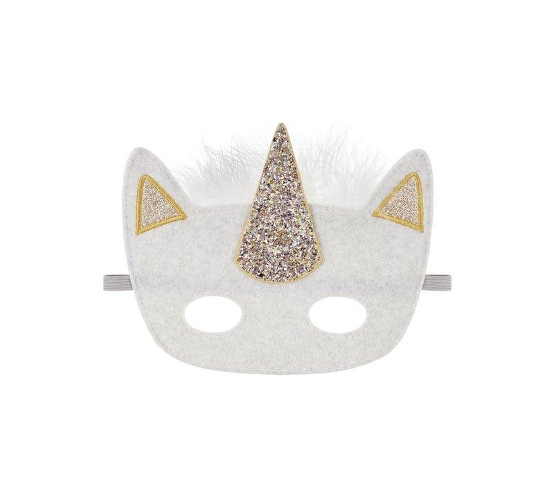 MIMI & LULA Unicorn Mask GREY