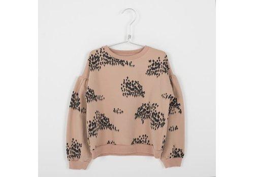 Lötiekids Lotiekids Sweatshirt _ Forest_Warm Pink