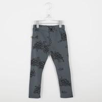 Lotiekids 5 Pockets Trousers _ Forest_Dark Grey