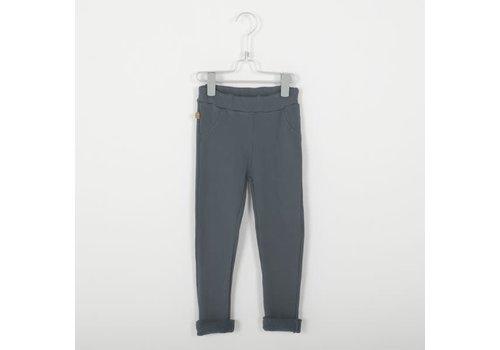 Lötiekids Lotiekids Jegging Trousers _Solid_ Dark Grey