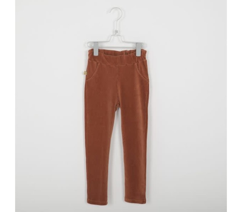 Lotiekids Jegging Corduroy Trousers _Solid_Tile