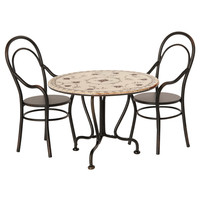 Maileg Dining table set w. 2 Chairs