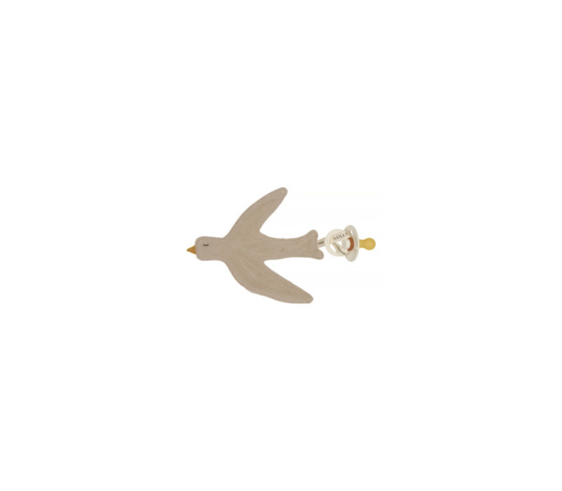 Nanami Tuttle bird natural