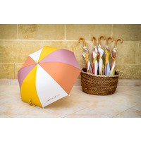 Grech & Co Sustainbale Umbrella's Burlwood