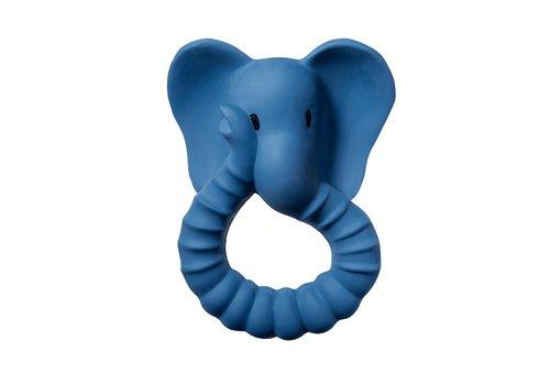 Natruba Natruba  Teether Elephant Blue