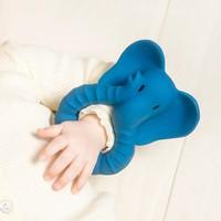 Natruba  Teether Elephant Blue