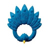 Natruba Teether Peacock Blue