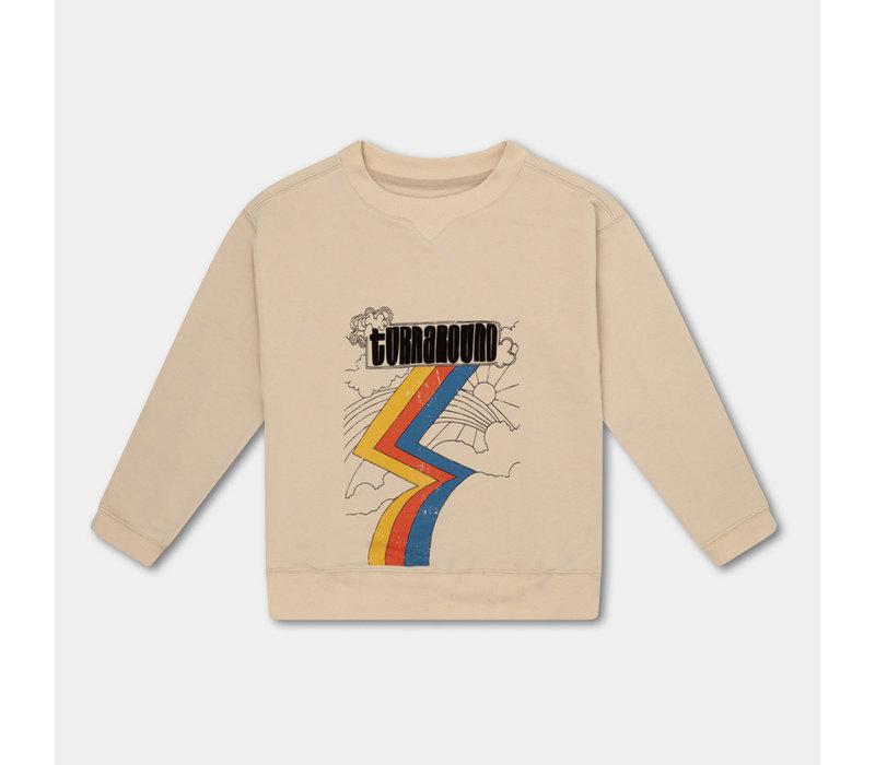 Repose AMS 24. Sweater warm sand
