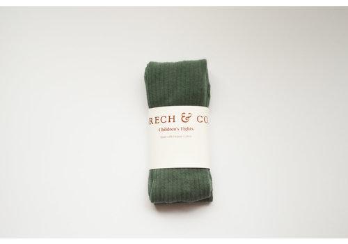 Grech & Co Grech & Co _ Children's Organic Cotton Tights_Ferm