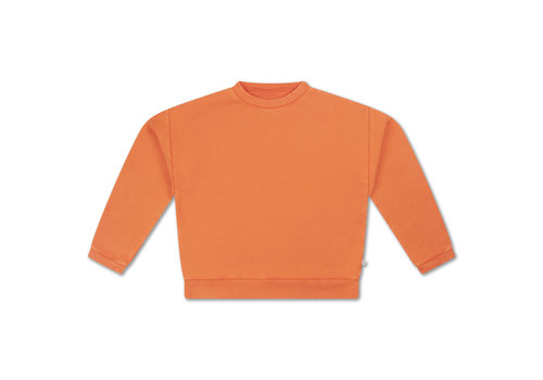 Repose AMS Repose AMS 12. Crewneck Sweater Washed Fire Red