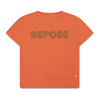 Repose AMS 37. Tee Washed Firy Red