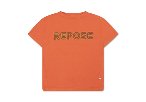 Repose AMS Repose AMS 37. Tee Washed Firy Red