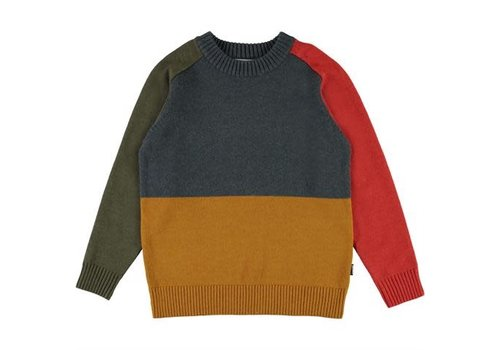 Molo Molo _ Sweater Buzz 4 Colour