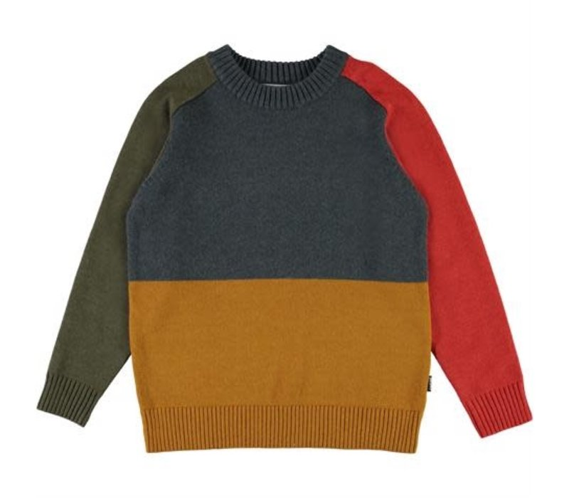 Molo _ Sweater Buzz 4 Colour