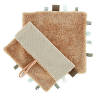 Snoozebaby_Organic Comfort Toy Sweet Dreaming_Milky Rust