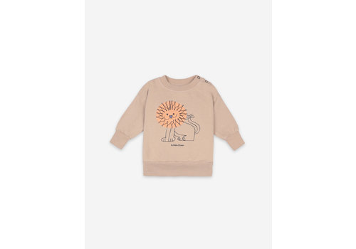 Bobo Choses Bobo Choses Pet A Lion Sweatshirt