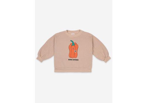 Bobo Choses Bobo Choses  Vote for Pepper sweatshirt