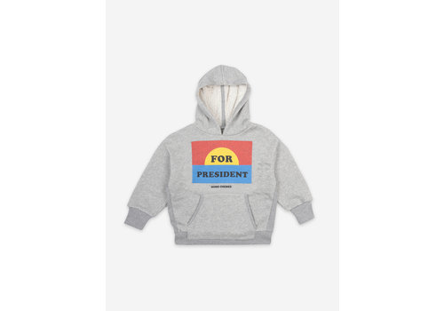 Bobo Choses Bobo Choses For President Hoodie