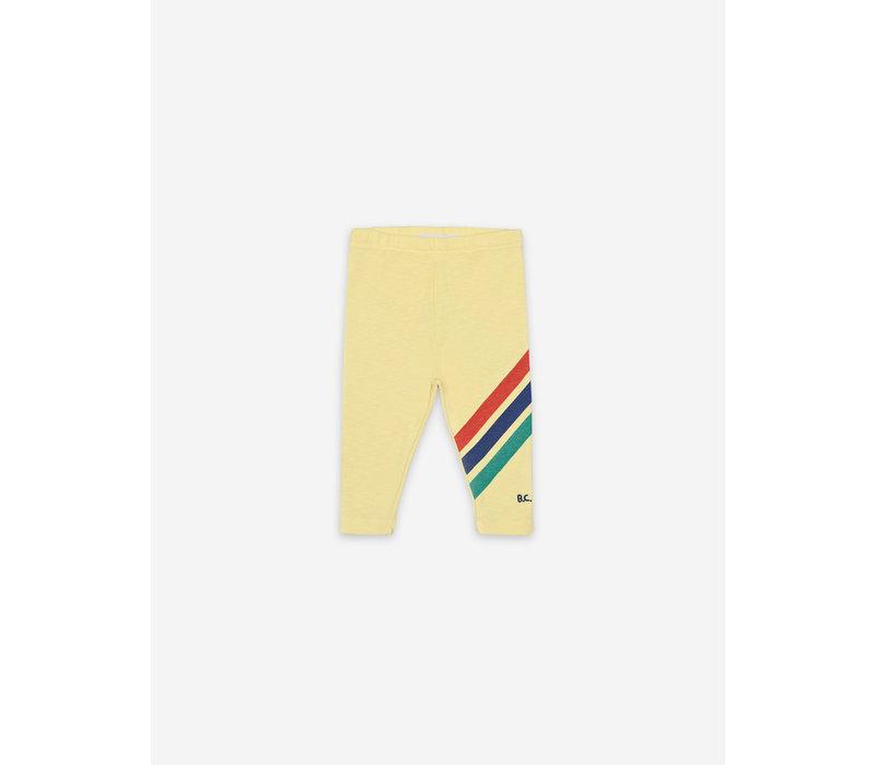 Bobo Choses Crosswise stripes legging