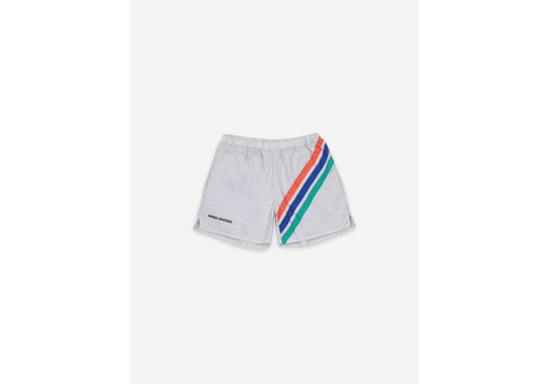 Bobo Choses Bobo Choses  Crosswise Stripes Woven Shorts