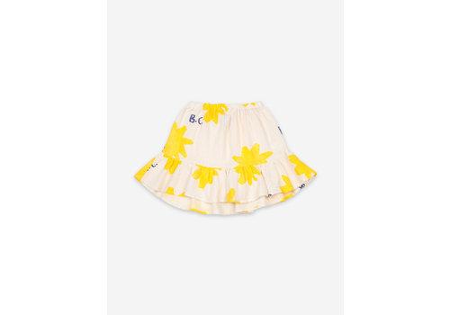 Bobo Choses Bobo Choses Sparkle All Over Ruffle Mini Skirt