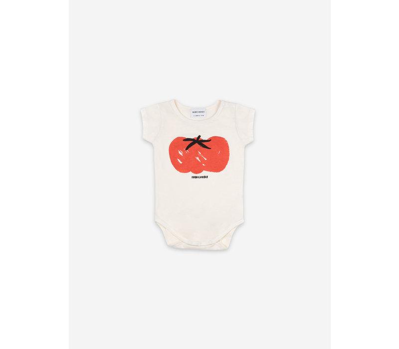 Bobo Choses  Tomato Short Sleeve Body