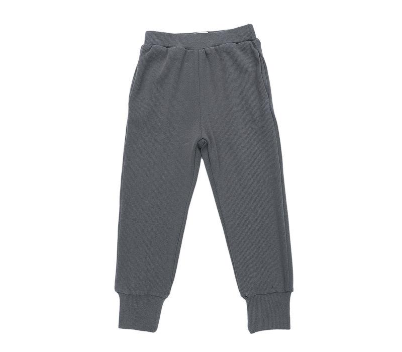 Donsje Silas Trousers Dark Spruce