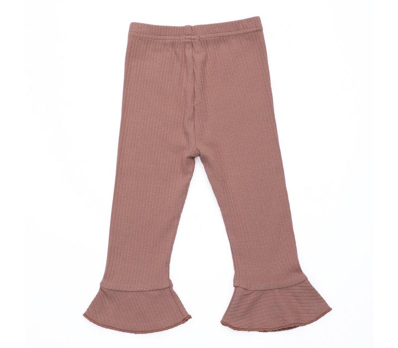 Donsje Rolly Trousers Rose Dawn