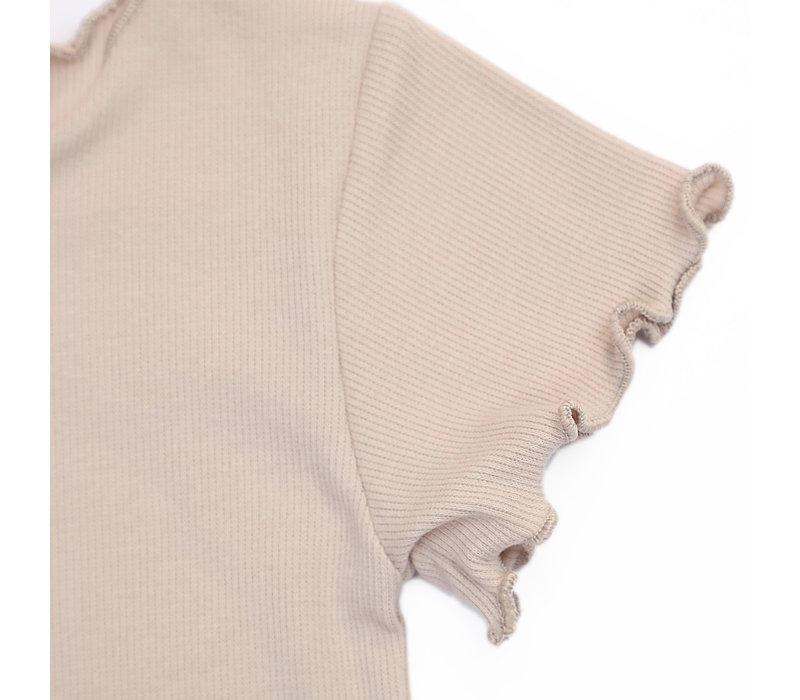 Donsje Eloise Shirt Grey Violet