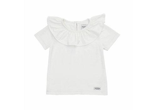 Donsje Donsje Adeline Shirt Off White