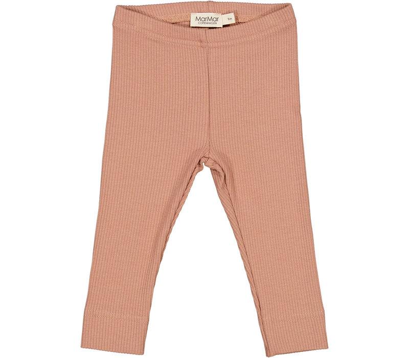 MarMar Copenhagen Leg Modal, Pants Rose Brown