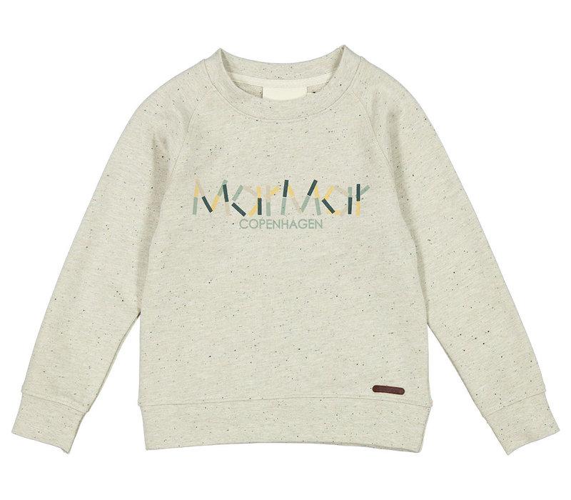 MarMar Copenhagen Thadeus Nebs Sweater Llama Nebs