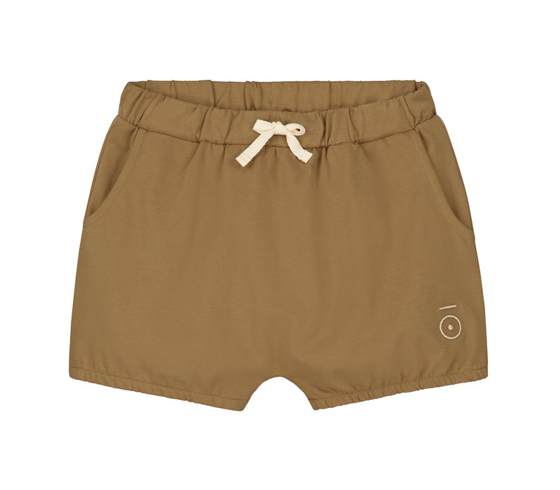 Gray Label Puffy Shorts Peanut