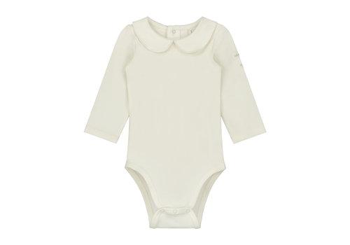 Gray Label Gray Label Baby Collar Onesie Cream