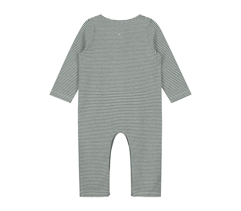 Gray Label Baby Leggings Nearly Black / Cream