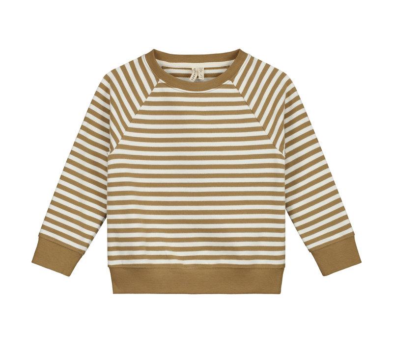 Gray Label Crewneck Sweater Peanut / Off White