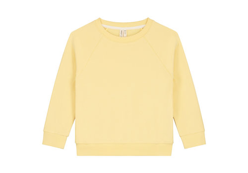 Gray Label Gray Label Crewneck Sweater Mellow Yellow