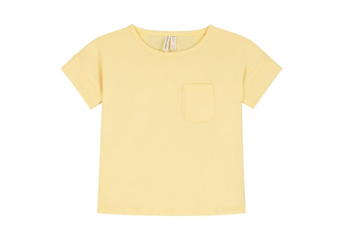 Gray Label Gray Label Boxy Tee Mellow Yellow