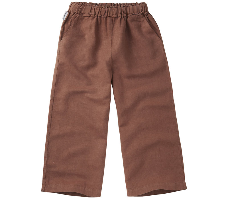 Mingo Wide Pants Sienna Rose