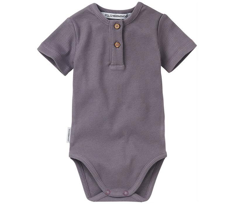 Mingo Bodysuit Short Sleeves Lavender