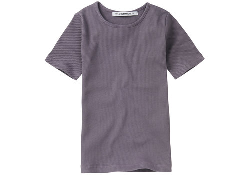 Mingo Mingo Top Short Sleeve Lavender