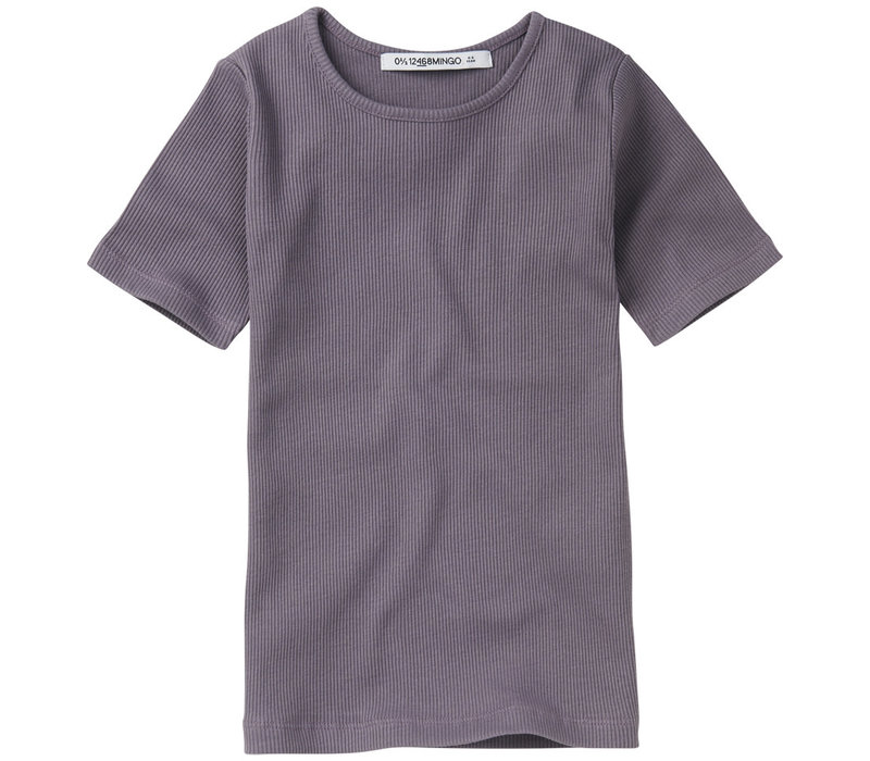 Mingo Top Short Sleeve Lavender