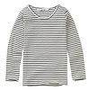 Mingo Mingo Top Stripe Black White