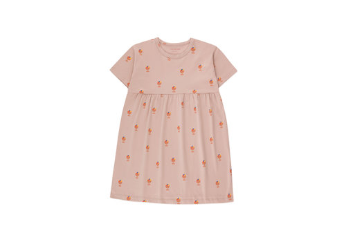 TINYCOTTONS TINYCOTTONS_SS21-013_ICE CREAM CUP DRESS