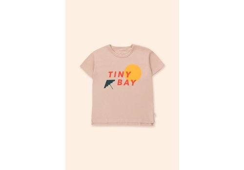 TINYCOTTONS TINYCOTTONS_SS21-096_TINY BAY TEE