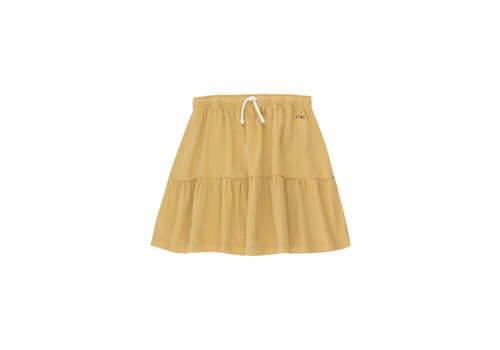 TINYCOTTONS TINYCOTTONS_SS21-236_SOLID SHORT SKIRT *sand*