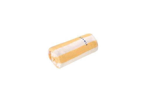 TINYCOTTONS TINYCOTTONS_SS21-400 _MANIFESTO TOWEL *light cream/yellow*