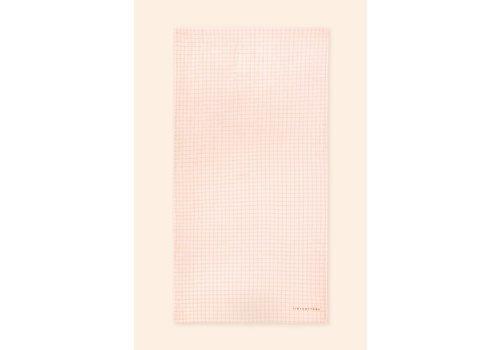 TINYCOTTONS Copy of TINYCOTTONS_SS21-400 _MANIFESTO TOWEL *light cream/yellow*